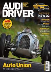 Audi Driver issue August 2016