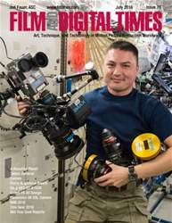 Film and Digital Times issue August 2016 - Issue 76