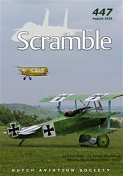 Scramble Magazine issue 447 - August 2016