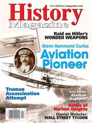 History Magazine issue Aug-Sep 2016
