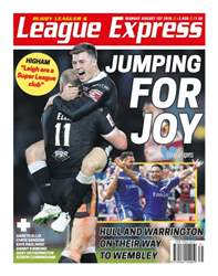 League Express issue 3030