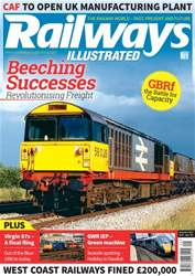 Railways Illustrated issue September 2016