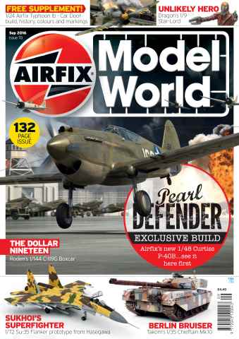 Airfix Model World Preview 1