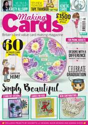 Making Cards issue September 2016