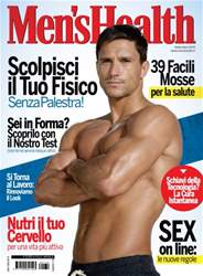 Men's Health Italia issue Men's Health 9 2016