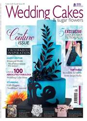 Cake Craft Guides issue Issue 28 - Wedding Cakes & Sugar Flowers