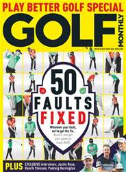 Golf Monthly issue September 2016