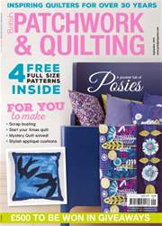 Patchwork and Quilting issue September 2016