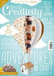 docrafts® Creativity issue August 2016