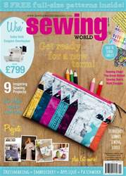 Sewing World issue September 2016