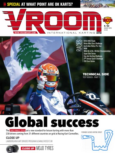 Vroom International Digital Issue
