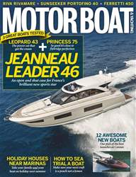 Motorboat & Yachting issue September 2016