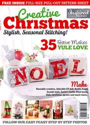 Fabrications: Quilting for You issue Inspired to Make: Creative Christmas