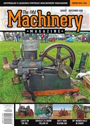 The Old Machinery Magazine issue August-Sept 2016
