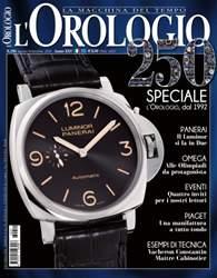 l'Orologio 250 issue l'Orologio 250