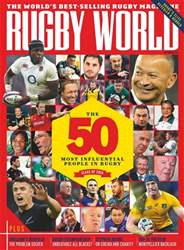 Rugby World issue Sep-2016