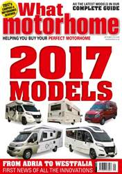 What Motorhome issue The 2017 Motorhome Special - September 2016