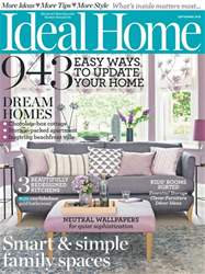 Ideal Home issue September 2016