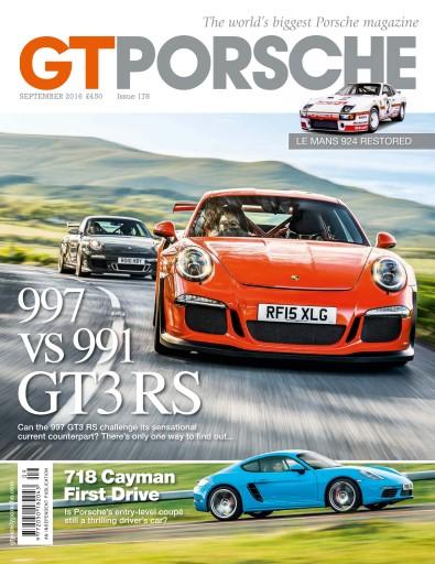 GT Porsche issue September 2016
