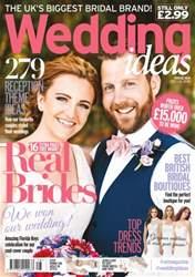 Wedding Ideas magazine issue September 2016