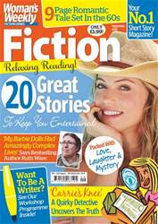 Womans Weekly Fiction Special issue September 2016