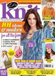 Let's Knit issue Sep-16