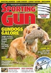 Sporting Gun issue September 2016