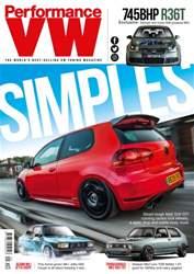 Performance VW issue September 2016