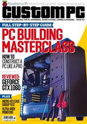 Custom PC UK issue October 2016