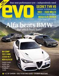 Evo issue October 2016