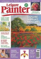 Leisure Painter issue September 2016