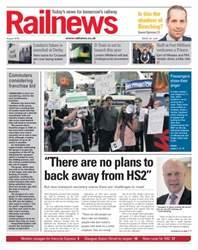 Railnews issue August 2016