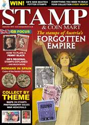 Stamp & Coin Mart issue September 2016