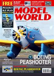 Radio Control Model World issue September 2016