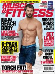 Muscle & Fitness Magazine issue Sep-16