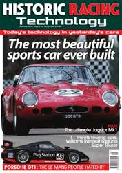 Historic Racing Technology issue Summer 2016 Issue 9