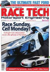 Race Tech issue Issue 190
