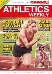 Athletics Weekly issue 04/08/2016