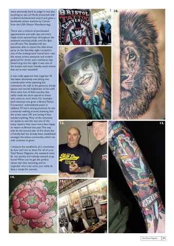 Total Tattoo Preview 25