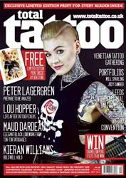 Total Tattoo issue Free Print