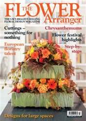 The Flower Arranger issue Autumn 16
