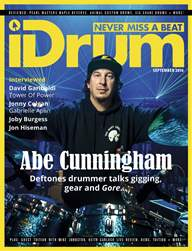 iDrum magazine: Never miss a beat issue iDrum September 2016