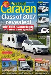 Practical Caravan issue September 2016