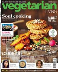 Vegetarian Living issue Sep-16