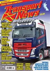 Transport News issue September 2016