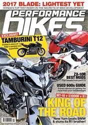 Performance Bikes issue September 2016