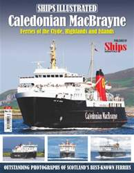 Ships Illustrated issue Caledonian MacBrayne