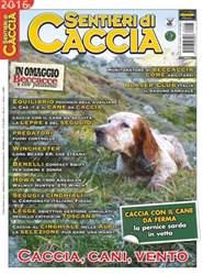 SENTIERI DI CACCIA issue AGOSTO 2016