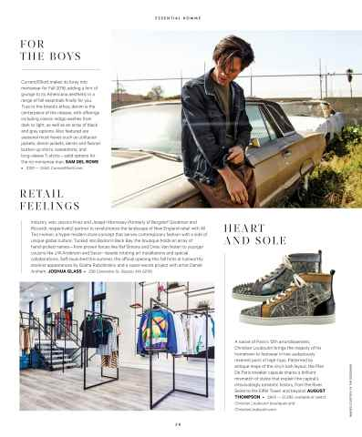 Essential Homme Preview 62