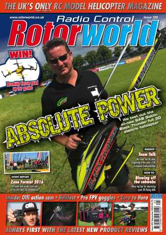 Radio Control Rotor World Preview 1